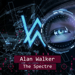 ALAN WALKER - The Spectre (Front Cover)