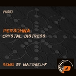 PERSOHNA - Crystal Distress (Front Cover)