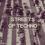 VARIOUS - Streets Of Techno Vol 2 (Front Cover)