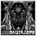 NATIVE TRIBE - Rhythm & The Beat EP (Front Cover)
