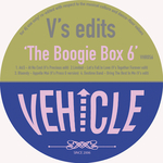 V'S - The Boogie Box #6 (Front Cover)