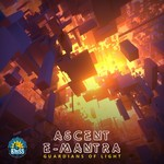 ASCENT & E-MANTRA - Guardians Of Light (Front Cover)