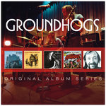 THE GROUNDHOGS - Original Album Series (Front Cover)