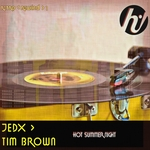 JEDX/TIM BROWN - Hot Summer Night (Front Cover)
