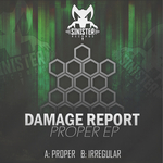 DAMAGE REPORT - Proper (Front Cover)