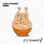 STORE N FORWARD - Karma (Front Cover)
