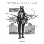 RICH WAKLEY - Behind The Mask (Front Cover)