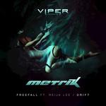 METRIK - Freefall/Drift (Front Cover)