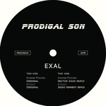 EXAL - Inverse Process EP (Front Cover)