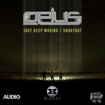 OPIUS - Just Keep Moving/Shoot Out (Front Cover)