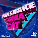 TENSNAKE - Coma Cat (Front Cover)
