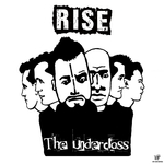 THE UNDERCLASS - Rise (Front Cover)