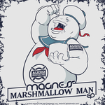 MAGNESS - Marshmallow Man (Front Cover)