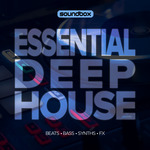 SOUNDBOX - Essential Deep House (Sample Pack WAV) (Front Cover)