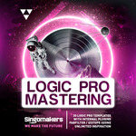 SINGOMAKERS - Logic Pro Mastering (Sample Pack WAV) (Front Cover)