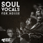 SOUL RUSH RECORDS - Soul Vocals For House 2 (Sample Pack WAV) (Front Cover)