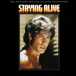 VARIOUS - Staying Alive (Original Motion Picture Soundtrack) (Front Cover)