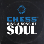 VARIOUS - Chess Sing A Song Of Soul (Front Cover)
