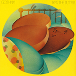GOTHAM - Pass The Butter (Front Cover)