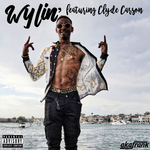 AKAFRANK feat CLYDE CARSON - Wylin' (Explicit) (Front Cover)