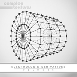 VARIOUS - Electrologic Derivatives Vol 6 (Front Cover)