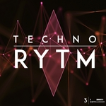 VARIOUS - Techno Rytm 3 (Front Cover)
