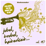 VARIOUS - Jubel, Trubel & Heiterkeit Vol 10 (Front Cover)