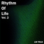 LEONARDUS - Rhythm Of Life Vol 2: A Deep House & Nu Disco Compilation (Front Cover)