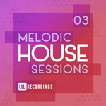 VARIOUS - Melodic House Sessions Vol 3 (Front Cover)