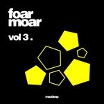 FROST/HEYZ/OCULA/KAYVE - Foar Moar Vol 3 (Front Cover)