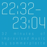 SOMMERPLATTE - 22:32-23:04 (Front Cover)