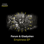 GLADYSHEV/FERUM - Emptiness EP (Front Cover)