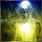 UNICURE - State Of Mind (Front Cover)