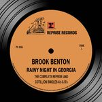BROOK BENTON - Rainy Night In Georgia: The Complete Reprise & Cotillion Singles A's & B's (Front Cover)