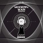 MONOLOCK - Modern War (Remixes) (Front Cover)
