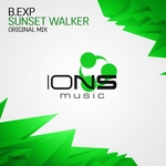 B.EXP - Sunset Walker (Front Cover)
