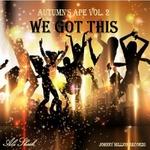 ALI SHEIK - Autumn's Ape Vol 2 (We Got This) (Front Cover)