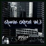 DISCO BALL'Z & DEPTH PHUNK - Groove Cartel Vol 3 (Front Cover)