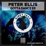 PETER ELLIS - Gotta Dance EP (Front Cover)