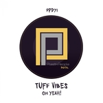 TUFF VIBES - Oh Yeah! (Front Cover)