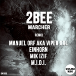 2BEE - Marcher (Front Cover)