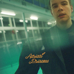 REX ORANGE COUNTY - Apricot Princess (Front Cover)