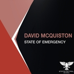 DAVID MCQUISTON - State Of Emergency (Front Cover)