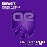 KEYWORK - Imagine/Apollo (Front Cover)