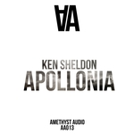 KEN SHELDON - Apollonia (Front Cover)