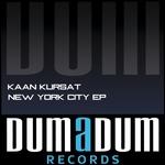 KAAN KURSAT - New York City EP (Front Cover)