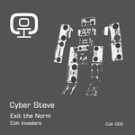 CYBER STEVE - Coh 002 (Front Cover)