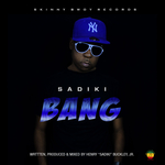 SADIKI - Bang (Front Cover)