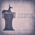 ALITAUMAS - Sarcophagus (Front Cover)
