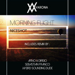 NICESHOT - Morning Flight (Front Cover)